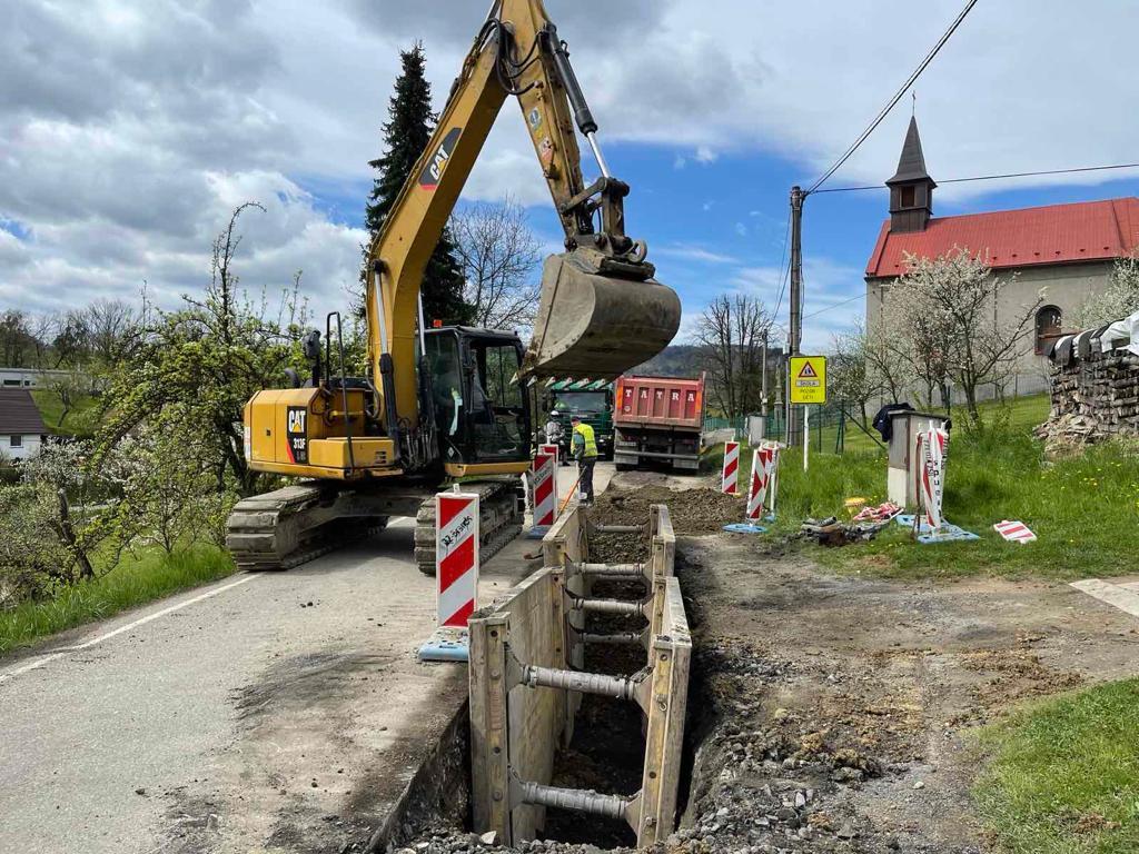HAES - vodovody a kanalizace
