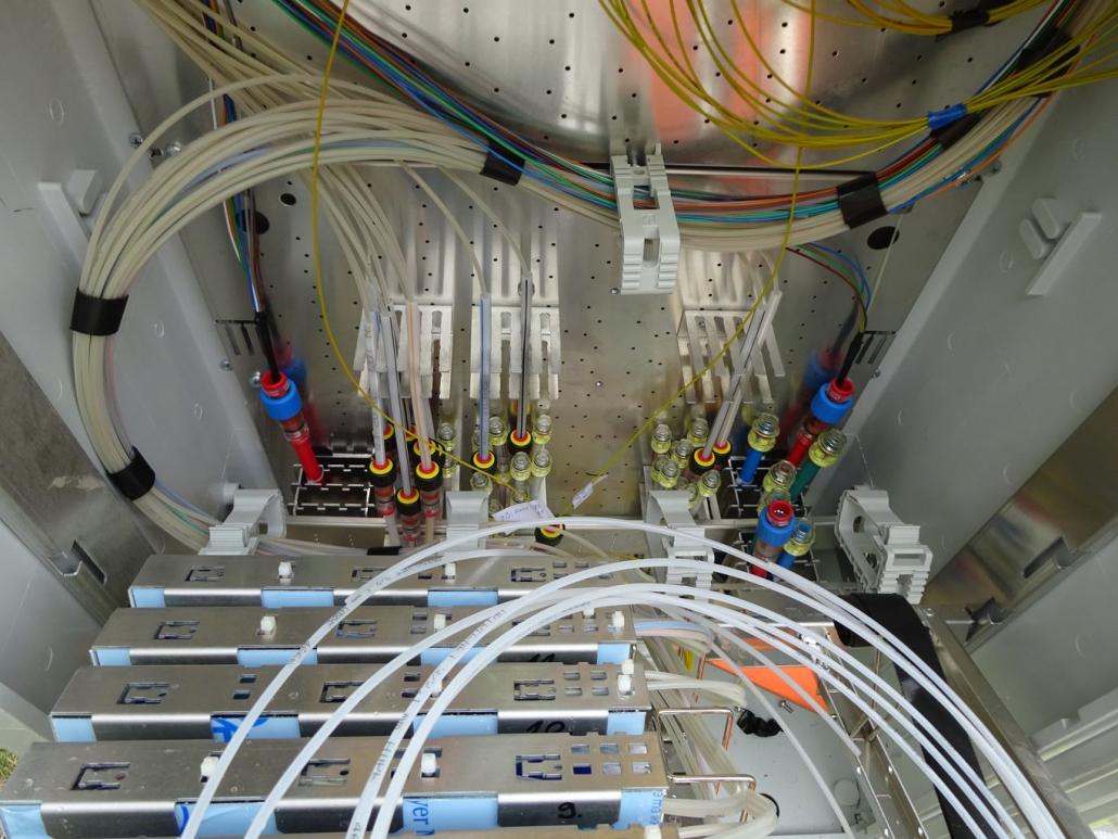 HAES - telekomunikační sítě